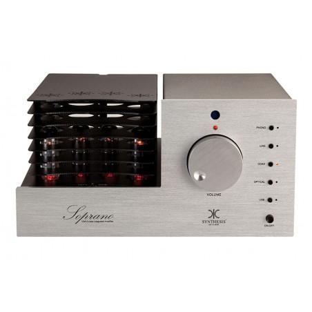Octave audio v40se amplificatore integrato a valvole