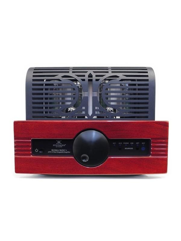 Synthesis Roma 96DC+ amplificatore integrato 25 watt in classe A