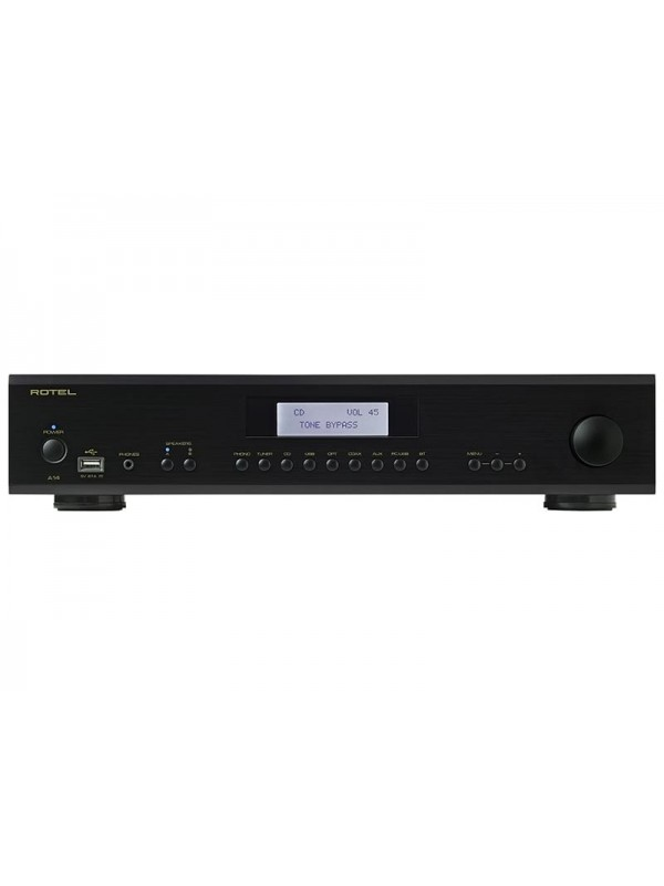 Rotel A14 amplificatore integrato nero