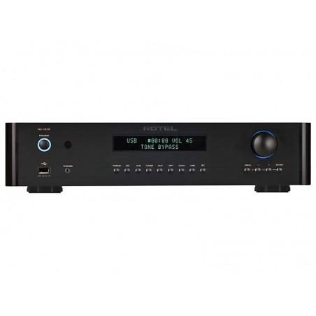 Rotel RC-1572 preamplificatore stereo nero